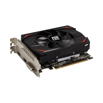 POWER COLOR VGA RX550 4GB RED DRAGON DVI/HDMI/DP GDDR5 AXRX550 4GBD5-DH