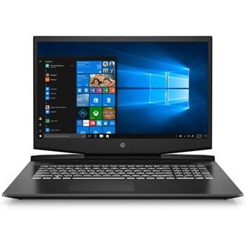 """HP Pavilion Gaming 17-cd0013nl Nero Computer portatile 43,9 cm (17.3"""") 1920 x 1080 Pixel Intel® Core™ i7 di nona generazione 16 GB DDR4-SDRAM 1256 GB HDD+SSD NVIDIA GeForce GTX 1650 Wi-Fi 5 (802.11ac) Windows 10 Home"""
