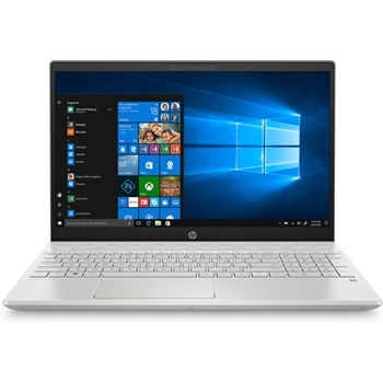 "HP Pavilion 15-cs3033nl Argento Computer portatile 39,6 cm (15.6"") 1920 x 1080 Pixel Intel® Core™ i5 di decima generazione 8 GB DDR4-SDRAM 512 GB SSD NVIDIA® GeForce® MX130 Wi-Fi 5 (802.11ac) Windows 10 Home"