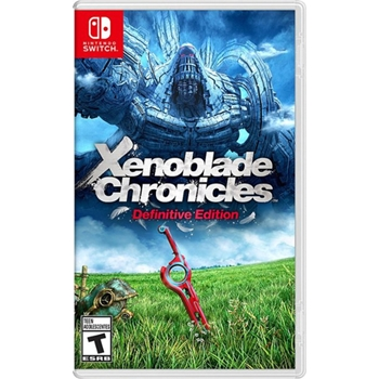 Nintendo Xenoblade Chronicles: Definitive Edition, SW videogioco Nintendo Switch Definitiva Cinese semplificato, Cinese tradizionale, Tedesca, Inglese, Francese, ITA, Giapponese, Coreano