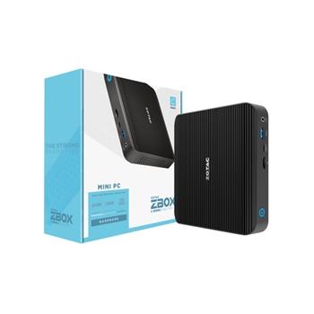 Zotac ZBOX CI341 PC con dimensioni 0,69 l Nero BGA 1090 N4100 1,1 GHz