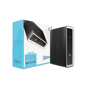 Zotac ZBOX CI622 nano PC con dimensioni 1,8 l Nero BGA 1528 i3-10110U 2,1 GHz