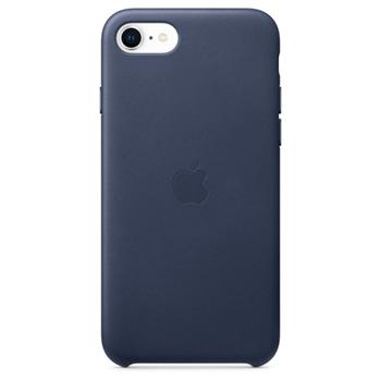 APPLE iPhone SE Leather Case Midnight Blue