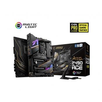 MSI MEG Z490 ACE LGA 1200 ATX Intel Z490