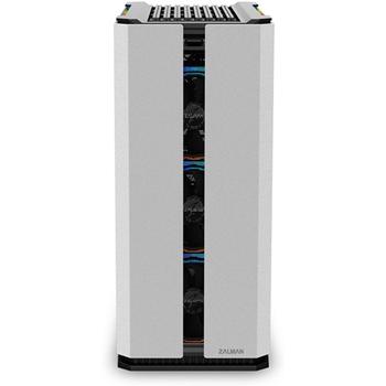 ZALMAN X3 white Zalman Chasis X3 white Tempered glass.4 X RGB LED FANS.2 x RGB LED bars on top