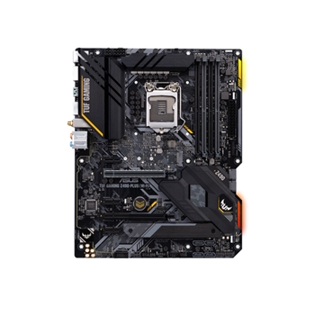 ASUS TUF Z490-PLUS GAMING (WI-Fi) (1200) (D)