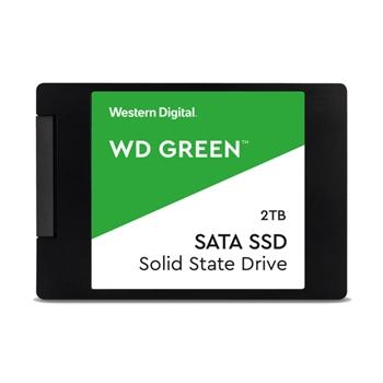 WESTERN DIGITAL SSD WD GREEN 2.5P SATA 2TB
