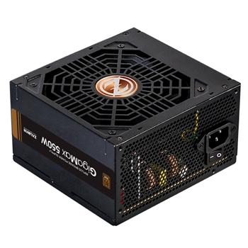 Zalman ZM550-GVII alimentatore per computer 550 W 20+4 pin ATX ATX Nero