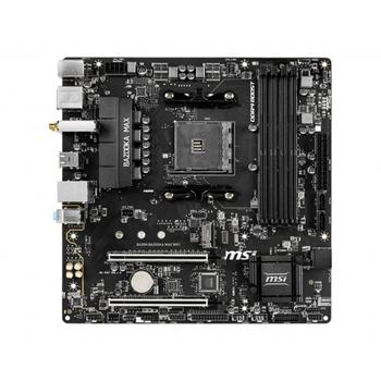 MSI B450M BAZOOKA MAX WIFI scheda madre AMD B450 Presa AM4 micro ATX