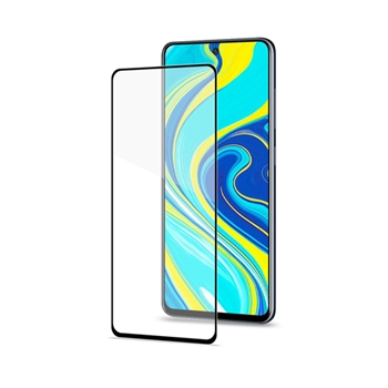 CELLY FULL GLASS REDMI NOTE 9/NOTE 9T BLK