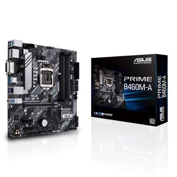 ASUS PRIME B460M-A LGA 1200 DDR4 6xSATA 2xM.2 HDMI / DP mATX