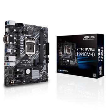 ASUS MB 1200 10°GEN. PRIME H410M-D 2xDDR4 4xSATA M.2 USB3.2 VGA/HDMI