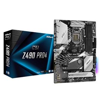 Asrock Z490 Pro4 ATX Intel Z490