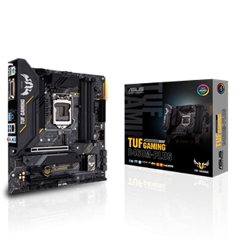ASUS TUF GAMING B460M-PLUS micro ATX Intel B460