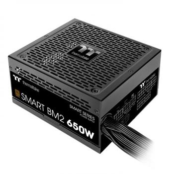 Thermaltake Smart BM2 alimentatore per computer 650 W 20+4 pin ATX ATX Nero