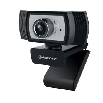 Glamour A229 webcam 2 MP 1920 x 1080 Pixel USB 2.0 Nero