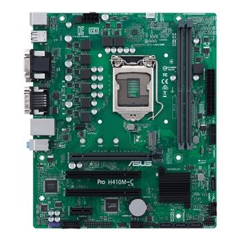 ASUS PRO H410M-C/CSM (1200) (D)