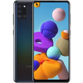 "Samsung Galaxy A21s SM-A217F 16,5 cm (6.5"") 3 GB 32 GB Doppia SIM 4G Nero Android 10.0 5000 mAh"