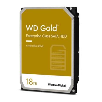 WESTERN DIGITAL WD GOLD HDD 3.5P 18TB SATA3 (EP)