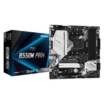 Asrock B550M Pro4 Presa AM4 micro ATX AMD B550