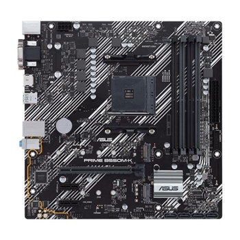 ASUS PRIME B550M-K Presa AM4 Micro ATX AMD B550
