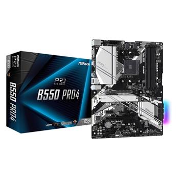 Asrock B550 Pro4 Presa AM4 ATX AMD B550