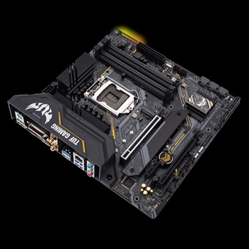 ASUS TUF GAMING B460M-PLUS (WI-FI) LGA 1200 Micro ATX Intel B460