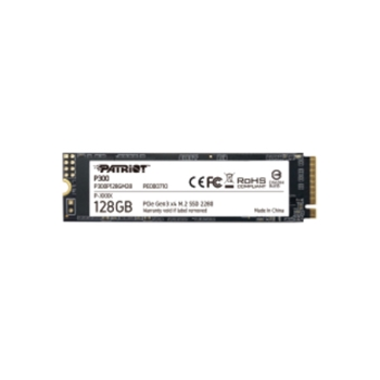 PATRIOT P300 128GB M.2 2280 PCIe SSD
