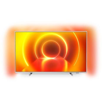 "Philips 50PUS7855/12 TV 127 cm (50"") 4K Ultra HD Smart TV Wi-Fi Argento"