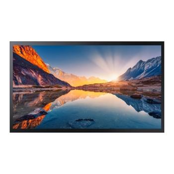 """Samsung LH55QMRTBGC visualizzatore di messaggi 139,7 cm (55"""") 4K Ultra HD Touch screen Nero"""