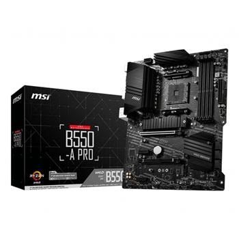 MSI B550-A Pro Presa AM4 ATX AMD B550