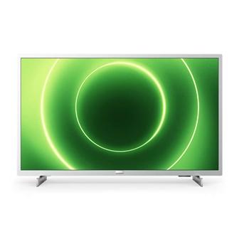 """PHILIPS TV 43"""" LED FULL HD SMART DVB/T2/S2 SILVER 43PFS6855/12"""