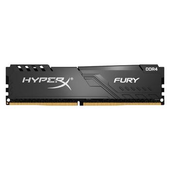 KINGSTON 32GB 2666MHz DDR4 CL16 DIMM Kit of 2 HyperX FURY Black