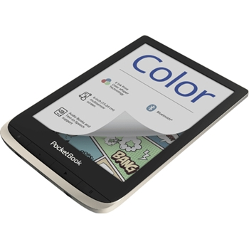 Pocketbook Color lettore e-book Touch screen 16 GB Wi-Fi Argento