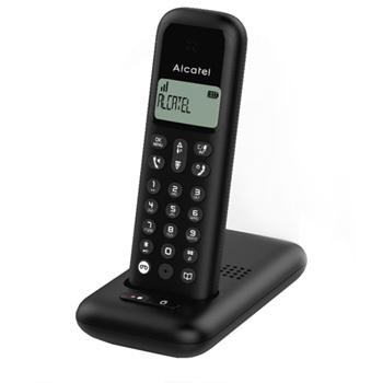 Alcatel D285 Telefono DECT Nero Identificatore di chiamata