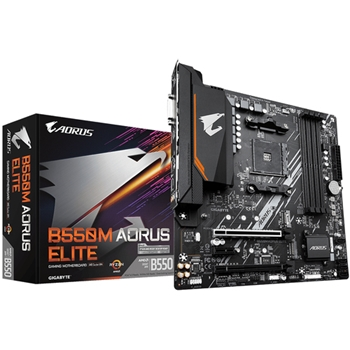 Gigabyte B550M AORUS ELITE Presa AM4 micro ATX AMD B550