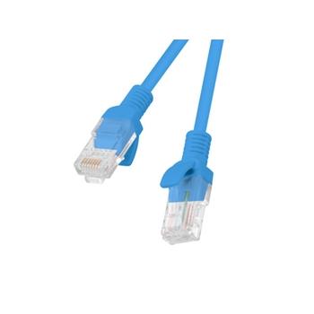 Lanberg PCU5-10CC-3000-B cavo di rete Blu 30 m Cat5e U/UTP (UTP)