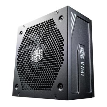 Cooler Master V750 Gold-V2 alimentatore per computer 750 W 24-pin ATX ATX Nero