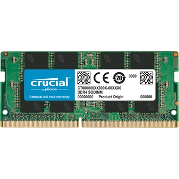 S/O 16GB DDR4 PC 2666 Crucial CT16G4SFRA266 1x16GB retail