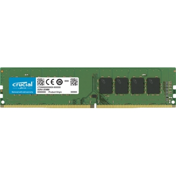 CRUCIAL DDR4 8GB 3200MHZ CT8G4DFRA32A CL22