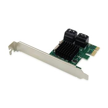 Conceptronic EMRICK03G scheda di interfaccia e adattatore SATA Interno