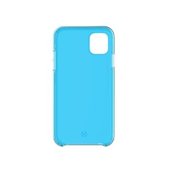 """Celly NEON1001LB custodia per cellulare 15,5 cm (6.1"""") Cover Blu"""