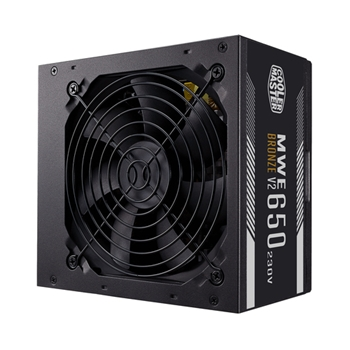 Cooler Master MWE 650 Bronze 230V V2 alimentatore per computer 650 W 24-pin ATX ATX Nero