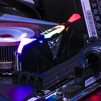 Patriot Memory Viper RGB PVR416G360C8K memoria 16 GB 2 x 8 GB DDR4 3600 MHz
