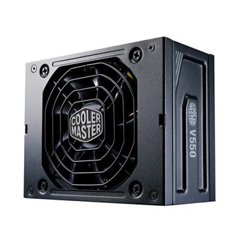 Cooler Master V550 SFX Gold alimentatore per computer 550 W 24-pin ATX ATX Nero