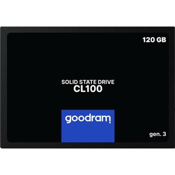"GOODRAM HDD SSD 2.5"" 120GB LETT.520MB SCRITT.400MB/S SDPR-CL100-120-G2"