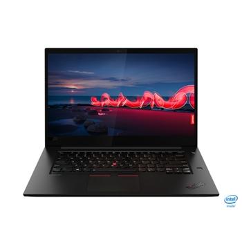 "Lenovo ThinkPad X1 Extreme Computer portatile Nero 39,6 cm (15.6"") 3840 x 2160 Pixel Intel® Core™ i7 di decima generazione 16 GB DDR4-SDRAM 512 GB SSD NVIDIA GeForce GTX 1650 Ti Max-Q Wi-Fi 6 (802.11ax) Windows 10 Pro"