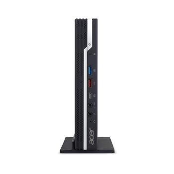 Acer Veriton N VN4660G Intel® Core™ i7 di nona generazione i7-9700T 8 GB DDR4-SDRAM 256 GB SSD mini PC Nero Windows 10 Pro
