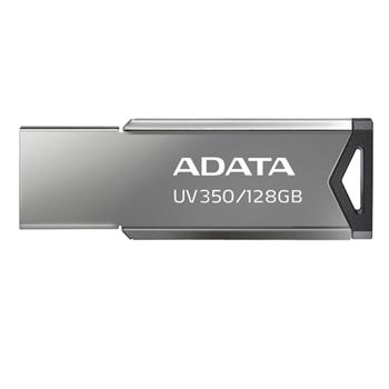 ADATA UV350 unità flash USB 128 GB USB tipo A 3.2 Gen 1 (3.1 Gen 1) Argento