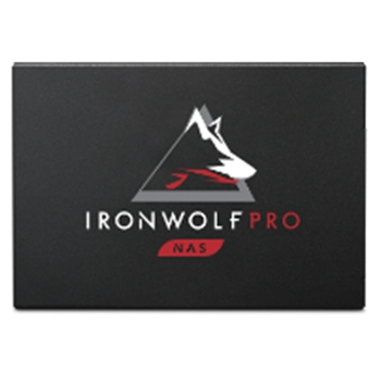SEAGATE IronWolf Pro 125 SSD 1.92TB SATA 6Gb/s 2.5inch height 7mm 3D TLC 24x7 BLK